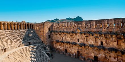 Amfiteateret, Side i Tyrkiet.
