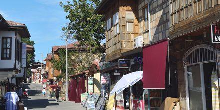 Den gamle by, Side i Tyrkiet.