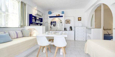 2-værelses lejligheder på Hotel Sigalas på Santorini, Grækenland.