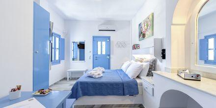 1-værelses lejligheder på Hotel Sigalas på Santorini, Grækenland.