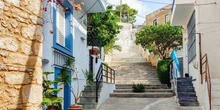 Sitia på Kreta, Grækenland.