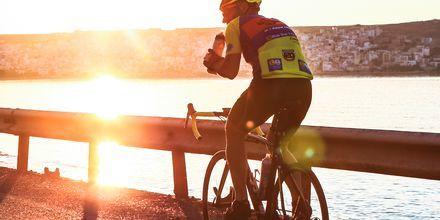Sitia på Kreta er perfekt for dem, der elsker at cykle, Grækenland