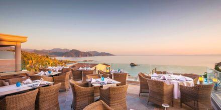 Restaurant på Sivota Diamond, Grækenland.