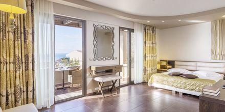 Junior-suite på Sivota Diamond, Grækenland.
