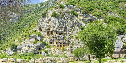 Ruinerne i Myra.