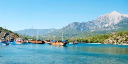 Krydstogt i Antalya, Tyrkiet.