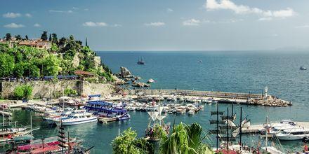 Havnen i Antalya.