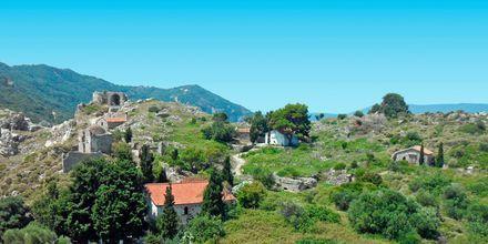 Smukke Skiathos i Grækenland.