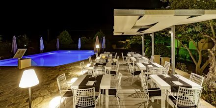 Restaurant på Skopelos Holidays Hotel & Spa, Grækenland.