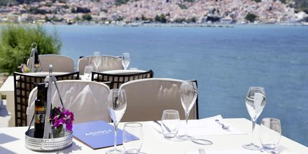 Hotel Skopelos Village på Skopelos, Grækenland