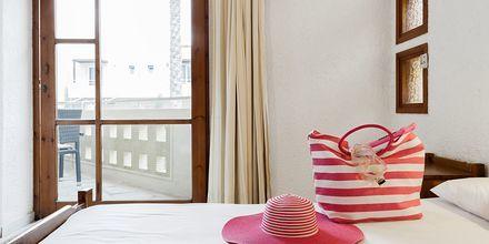 3-værelses lejlighed på Hotel Sophia Beach i Platanias på Kreta, Grækenland.
