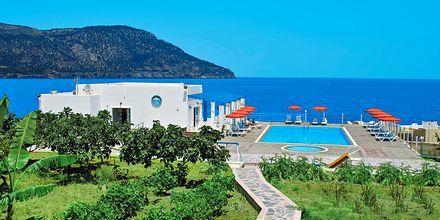 Hotel Sound of The Sea på Karpathos, Grækenland.