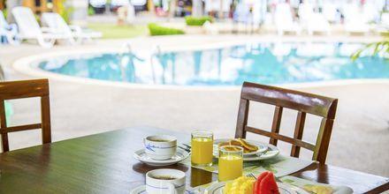 Restaurant på Hotel Southern Lanta Resort, Thailand.