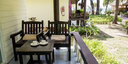 Udeplads på Hotel Southern Lanta Resort, Thailand.