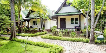 Bungalower på Hotel Southern Lanta Resort, Thailand.