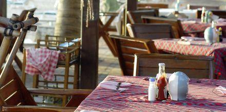 Strandbaren på Hotel Southern Lanta Resort, Thailand.