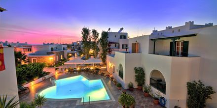 Hotel Spiros i Naxos by, Grækenland