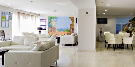 Lobby på Hotel St Constantine på Kos, Grækenland.