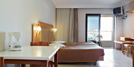 Dobbeltværelse på Hotel St Constantine på Kos, Grækenland.