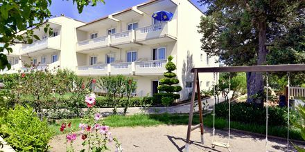 Legeplads på Hotel St. James på Rhodos, Grækenland