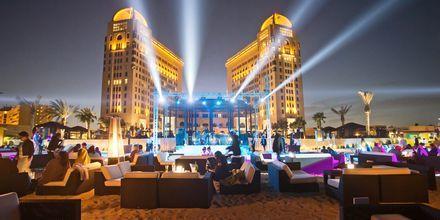 Aften ved St Regis Doha i Doha, Qatar