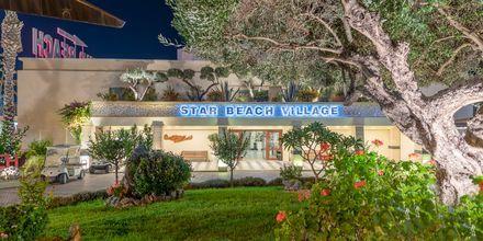 Hotel Star Beach Village & Waterpark i Hersonissos på Kreta.