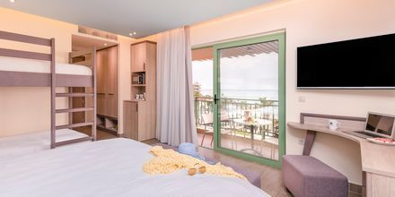 Dobbeltværelse på Hotel Star Beach Village & Waterpark i Hersonissos på Kreta.