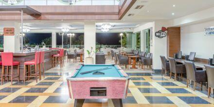 Lobby på Hotel Star Beach Village & Waterpark i Hersonissos på Kreta.