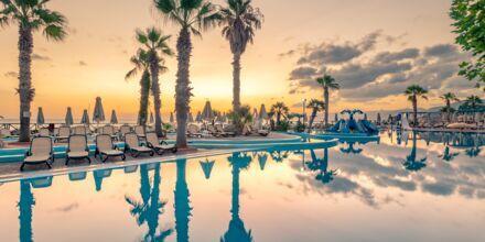 Pool på Hotel Star Beach Village & Waterpark i Hersonissos på Kreta.