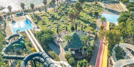 Vandpark på Hotel Star Beach Village & Waterpark i Hersonissos på Kreta.