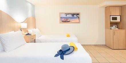 2-værelses lejlighed superior på Hotel Star Beach Village & Waterpark i Hersonissos på Kreta.