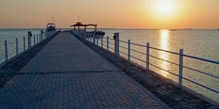 Steigenberger Al Dau Beach, Hurghada i Egypten.
