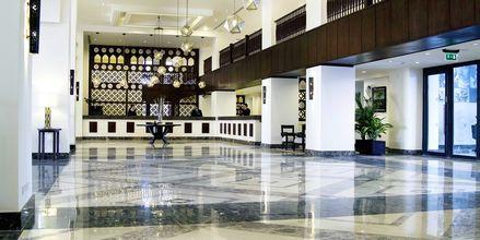 Lobby på Steigenberger Aqua Magic, Hurghada, Egypten
