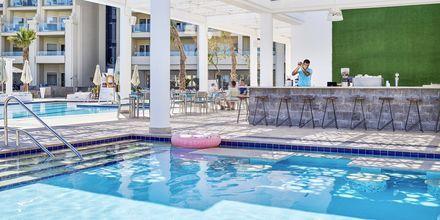 Chill out-baren på Hotel Steigenberger Pure Lifestyle.