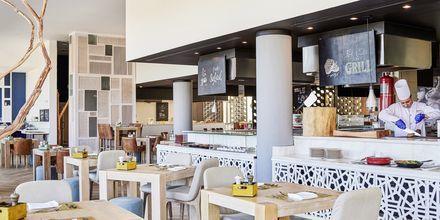 Hovedrestauranten Gourmet Market på Hotel Steigenberger Pure Lifestyle.
