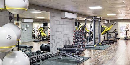 Fitnessrum på Hotel Steigenberger Pure Lifestyle i Hurghada, Egypten.
