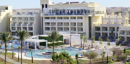 Hotel Steigenberger Pure Lifestyle i Hurghada, Egypten.