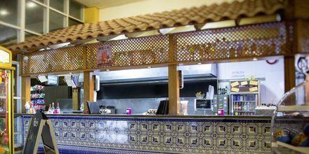 Bar på Stella Polaris Oro Blanco i Playa de las Americas, Tenerife.