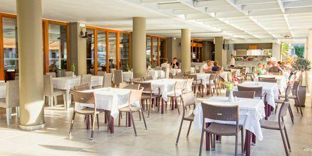 A la carte-restaurant på Stellina Village Resort på Kreta, Grækenland