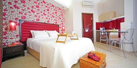 1-værelses lejlighed på Hotel Steris i Rethymnon by på Kreta, Grækenland.
