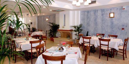 Restaurant på Hotel Summer Dream på Kreta, Grækenland.