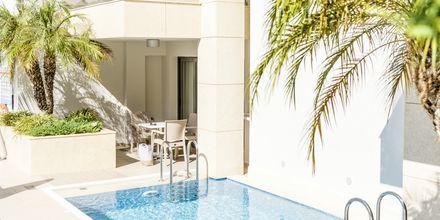 1-værelses lejlighed superior på hotel Summertime i Platanias, Kreta