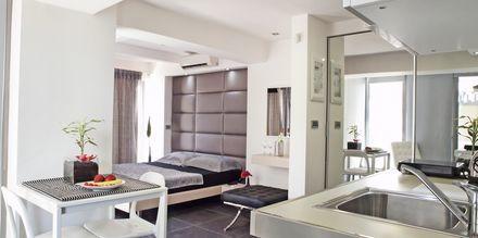 1-værelses lejlighed deluxe på hotel Summertime i Platanias, Kreta