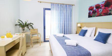 Dobbeltværelser på Hotel Sunshine i Kamari på Santorini