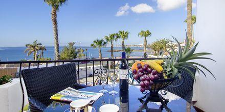 2-værelses superior lejlighed på Hotel Sunsuites Carolina på Gran Canaria, De Kanariske Øer.