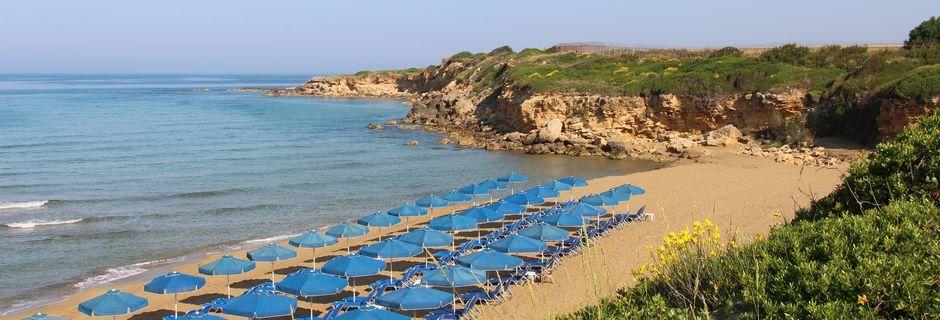 Svoronata på Kefalonia, Grækenland.