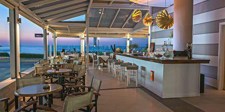 Bar på Hotel Swell Boutique Hotel på Kreta, Grækenland.