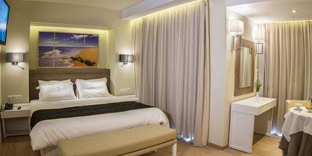 Junior-suite på Swell Boutique Hotel i Rethymnon på Kreta.