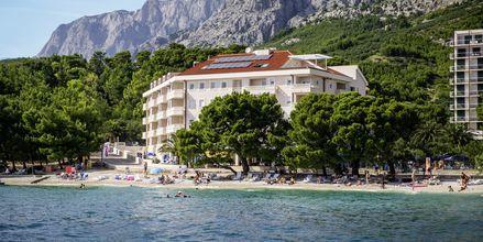 Hotel Tamaris i Tucepi på Markaska riviera
