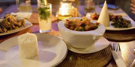 Balinesisk rejesuppe.